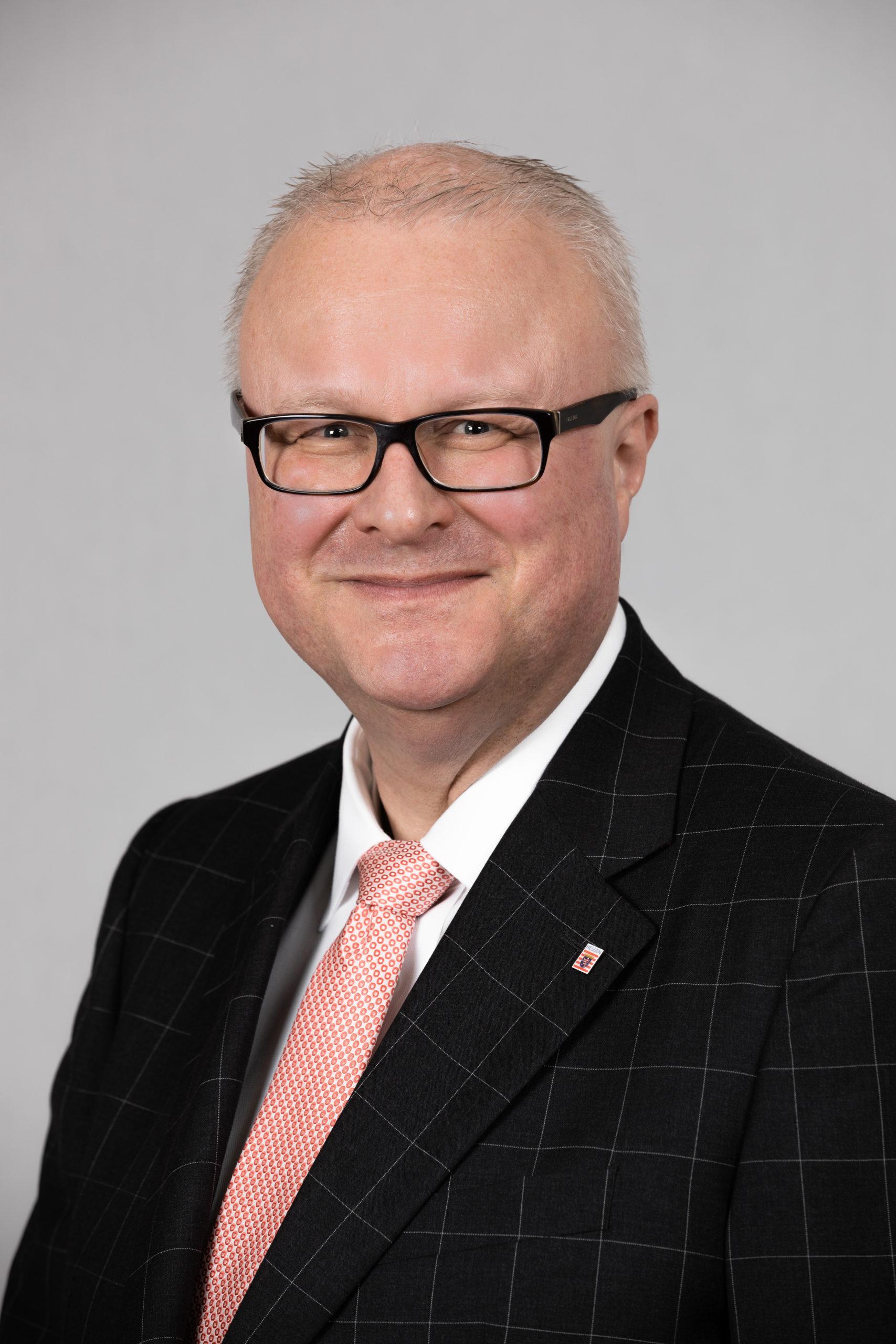 Hessischer Finanzminister Tot