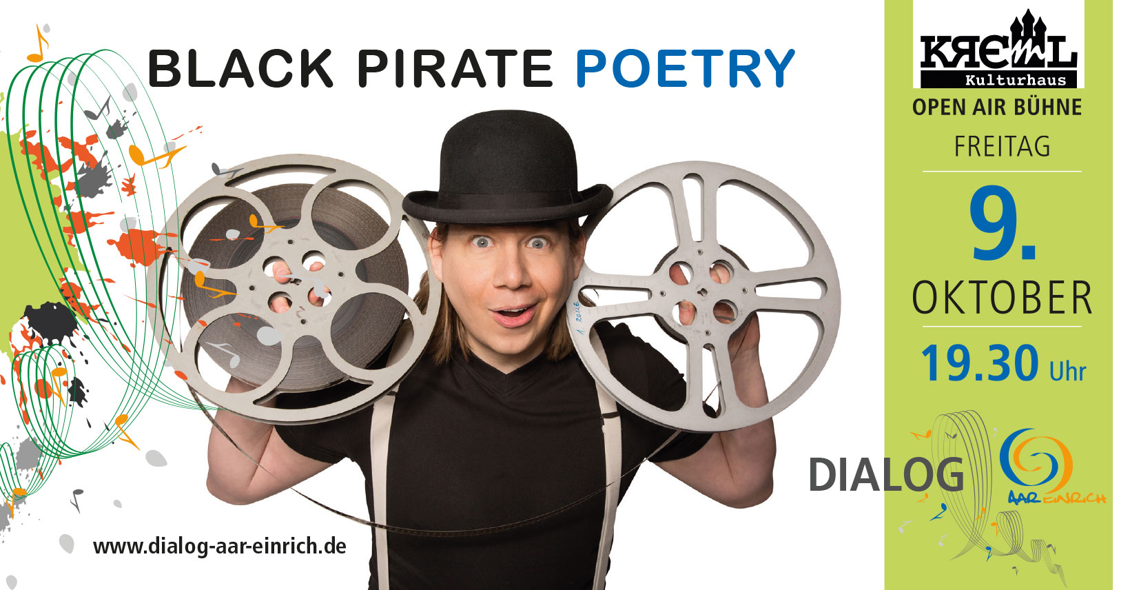 Black Pirate Poetry